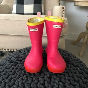 Hunter Boots Toddler